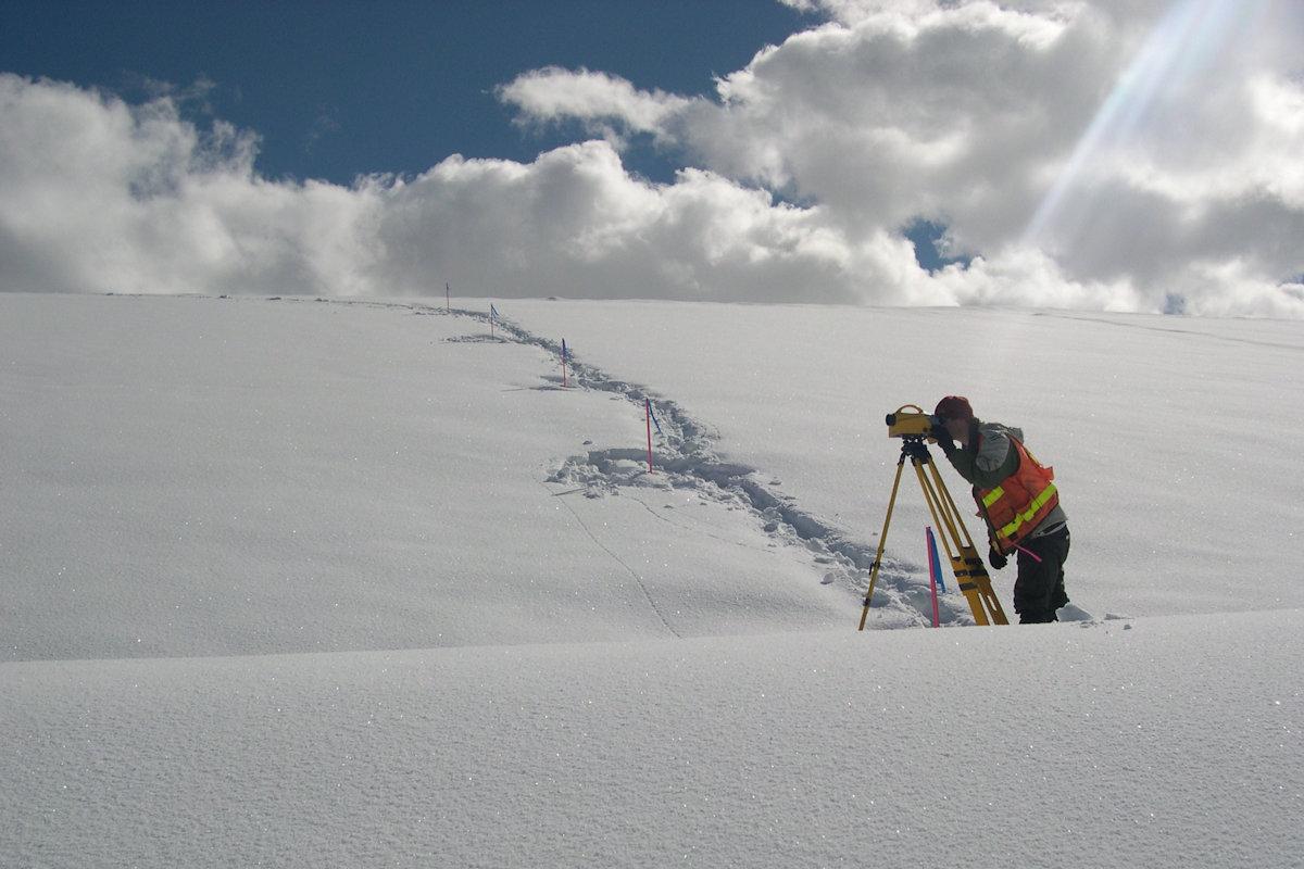 Winter Surveying