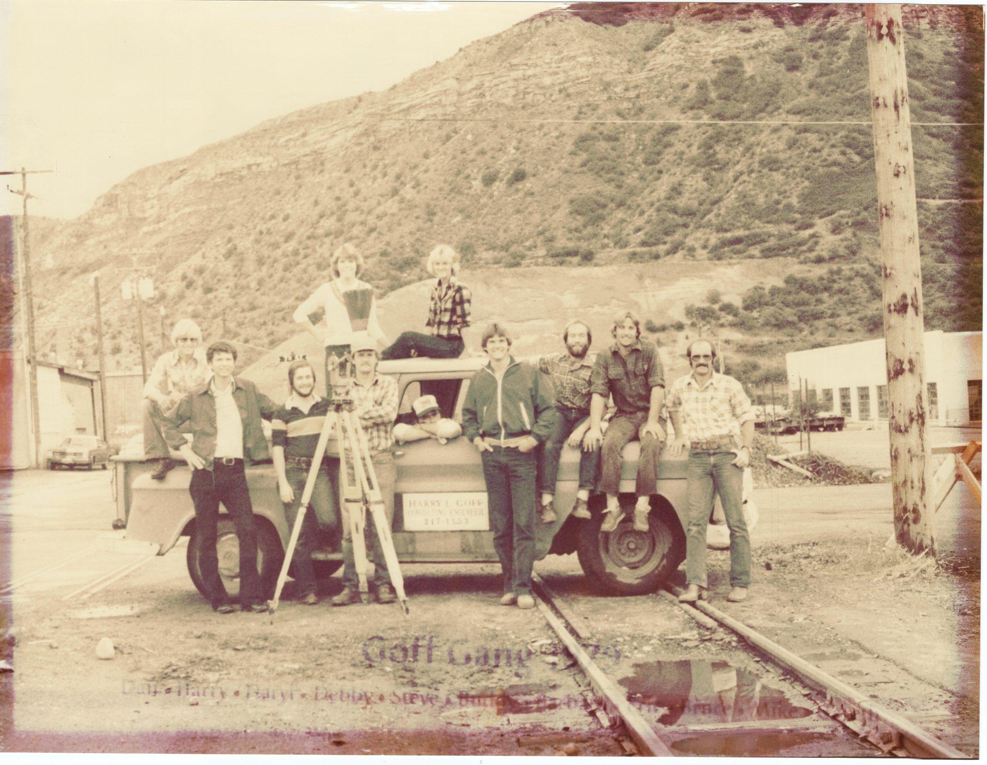 1979 Goff Gang