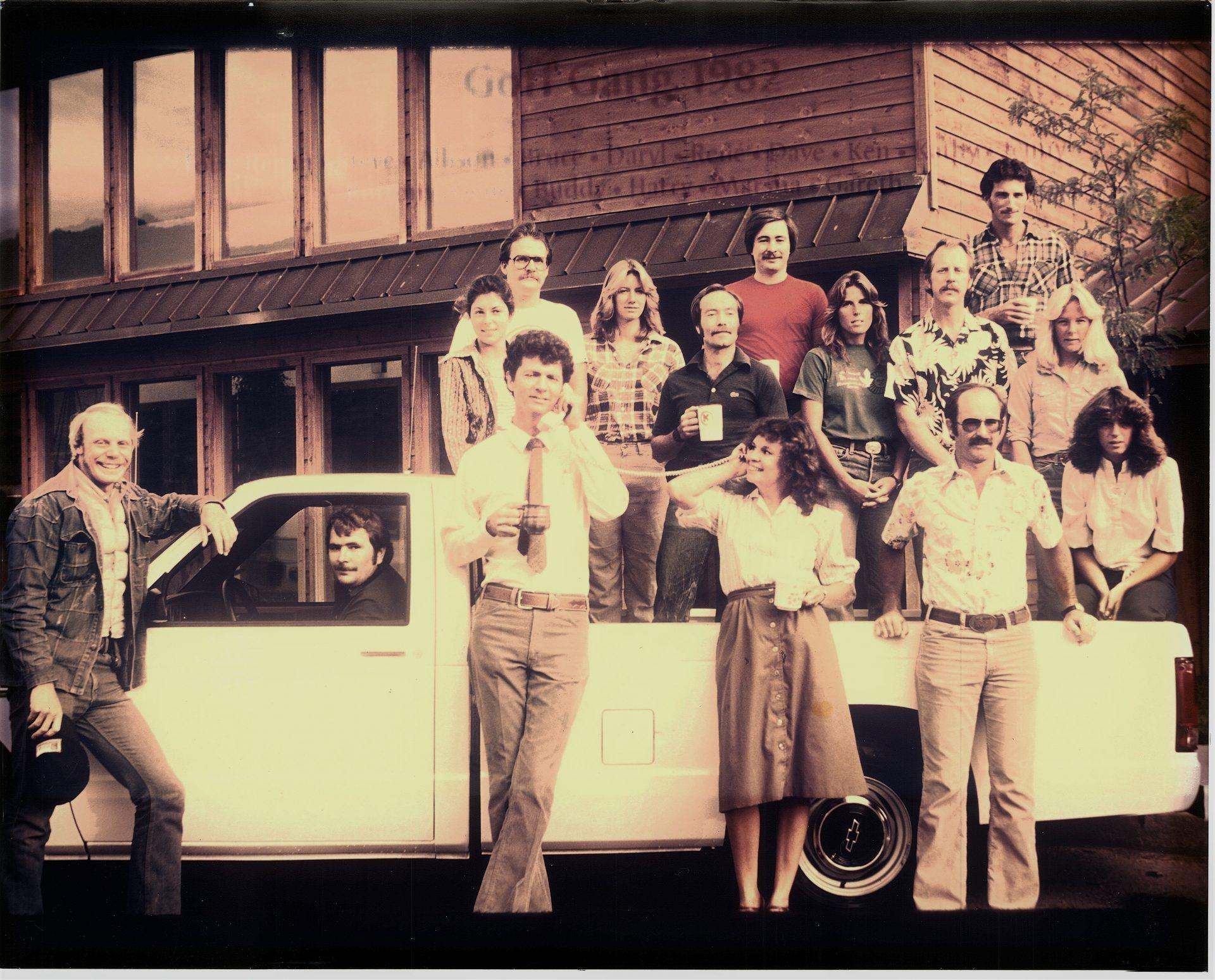1982 Goff Gang