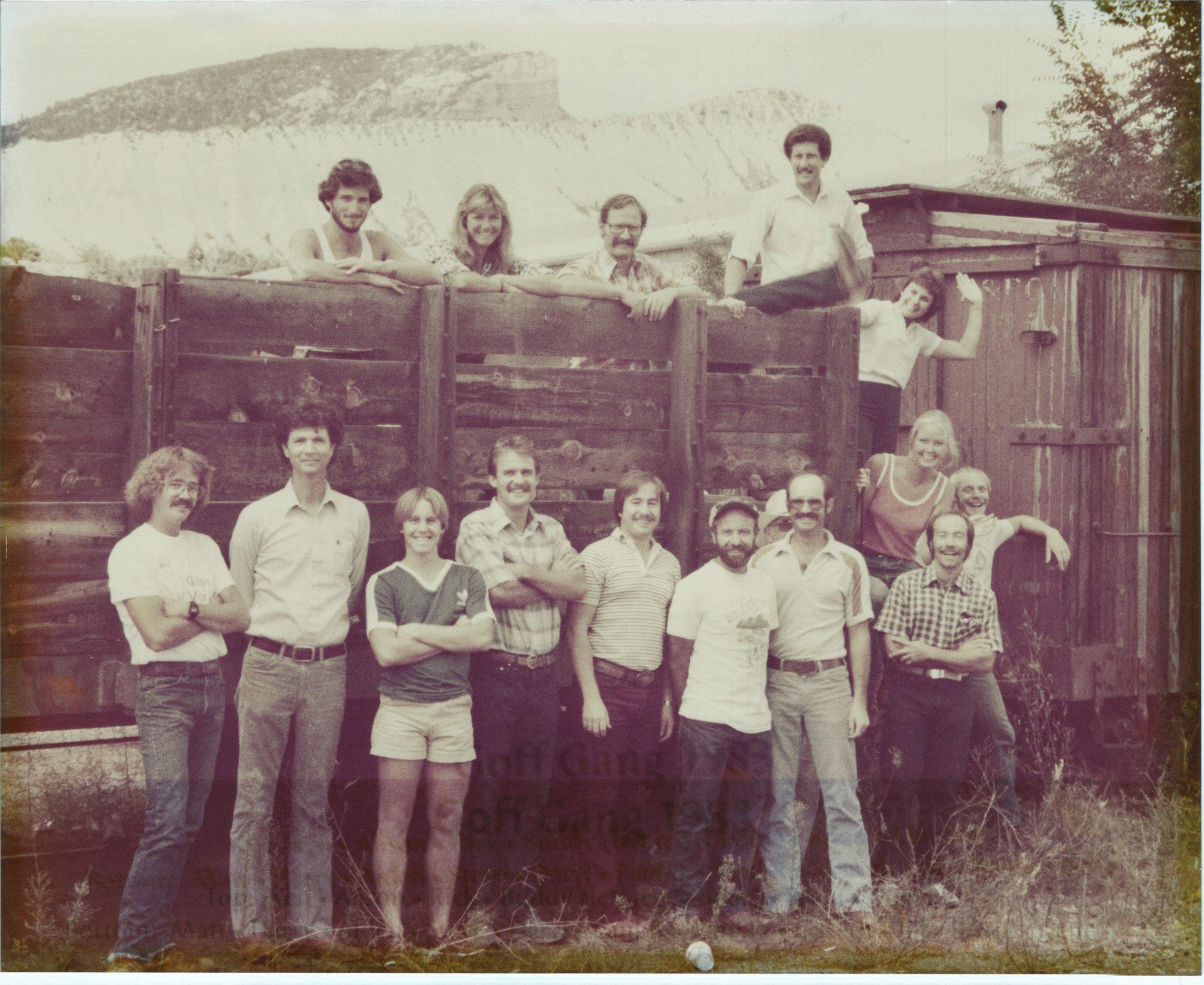 1983 Goff Gang
