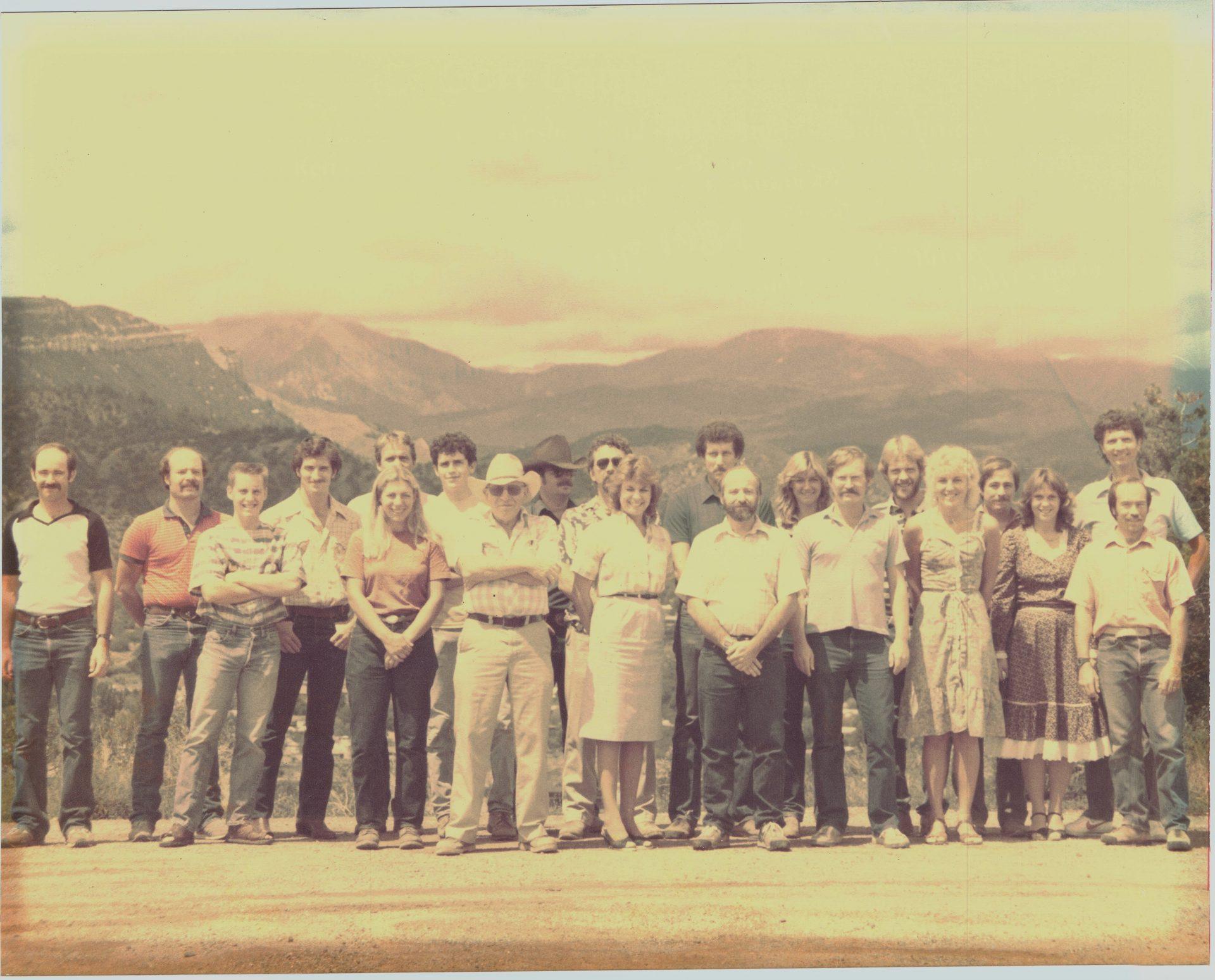 1984 Goff Gang