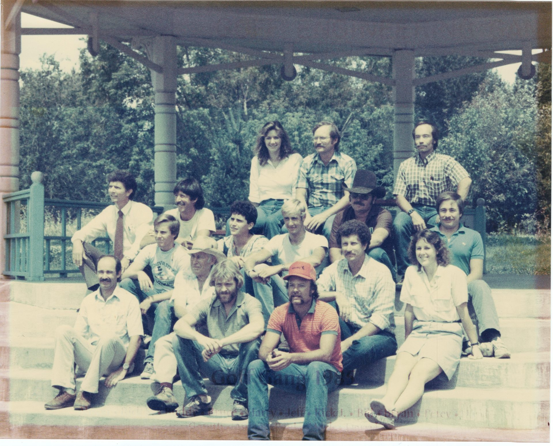1985 Goff Gang