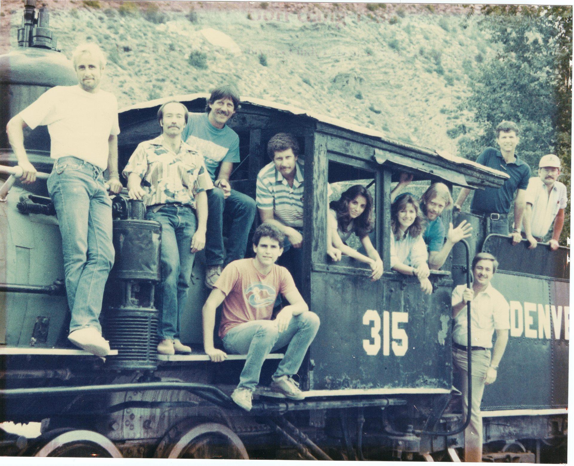 1986 Goff Gang