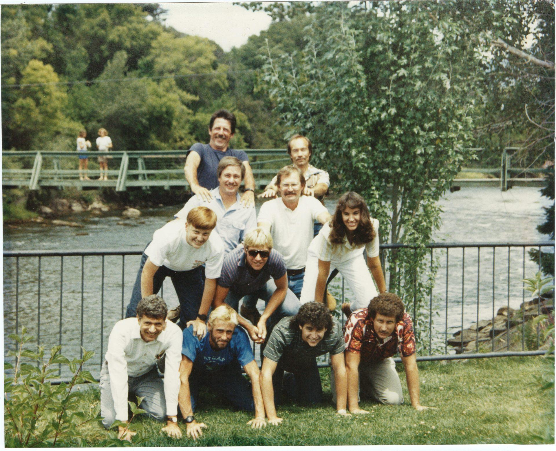 1987 Goff Gang