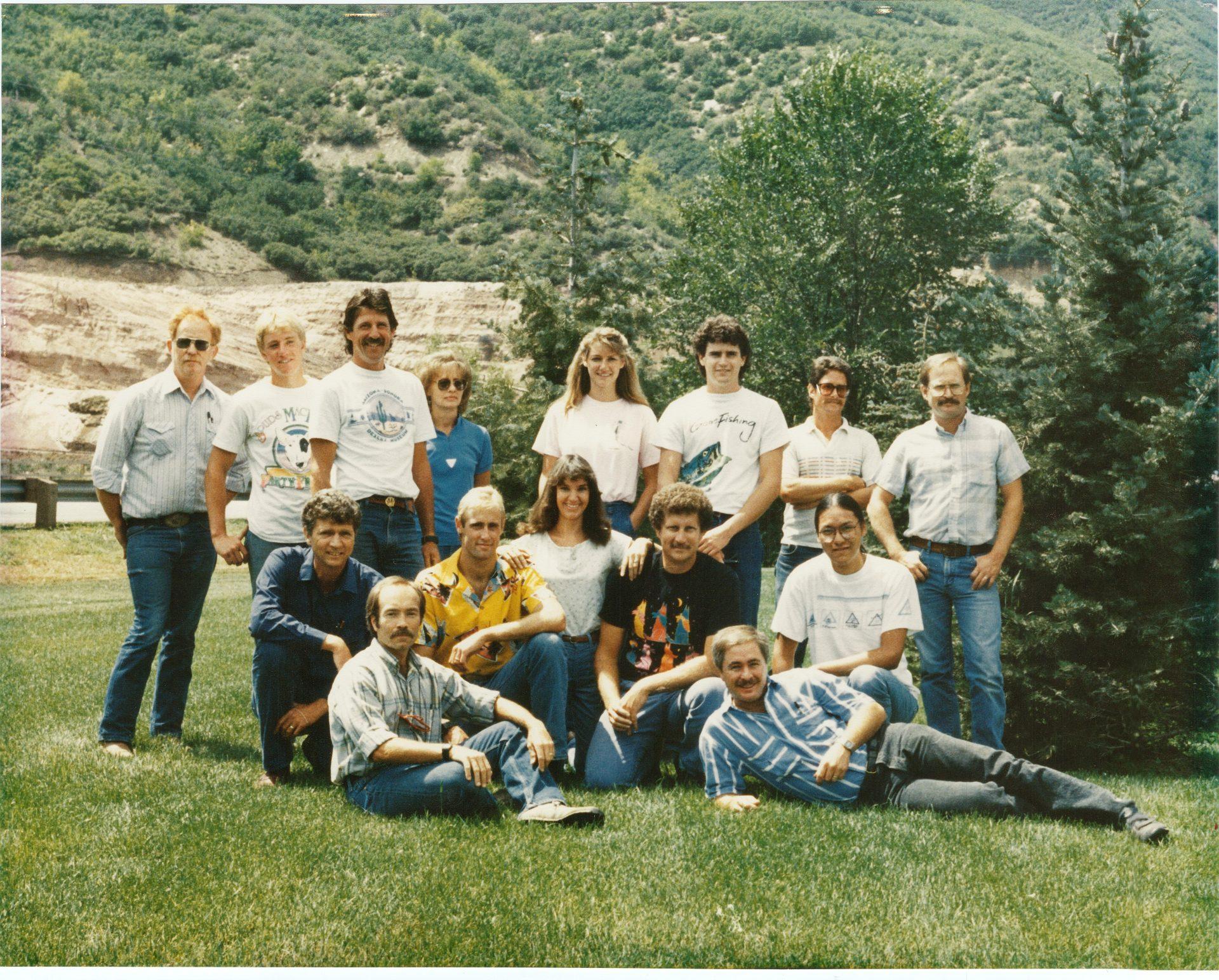 1988 Goff Gang
