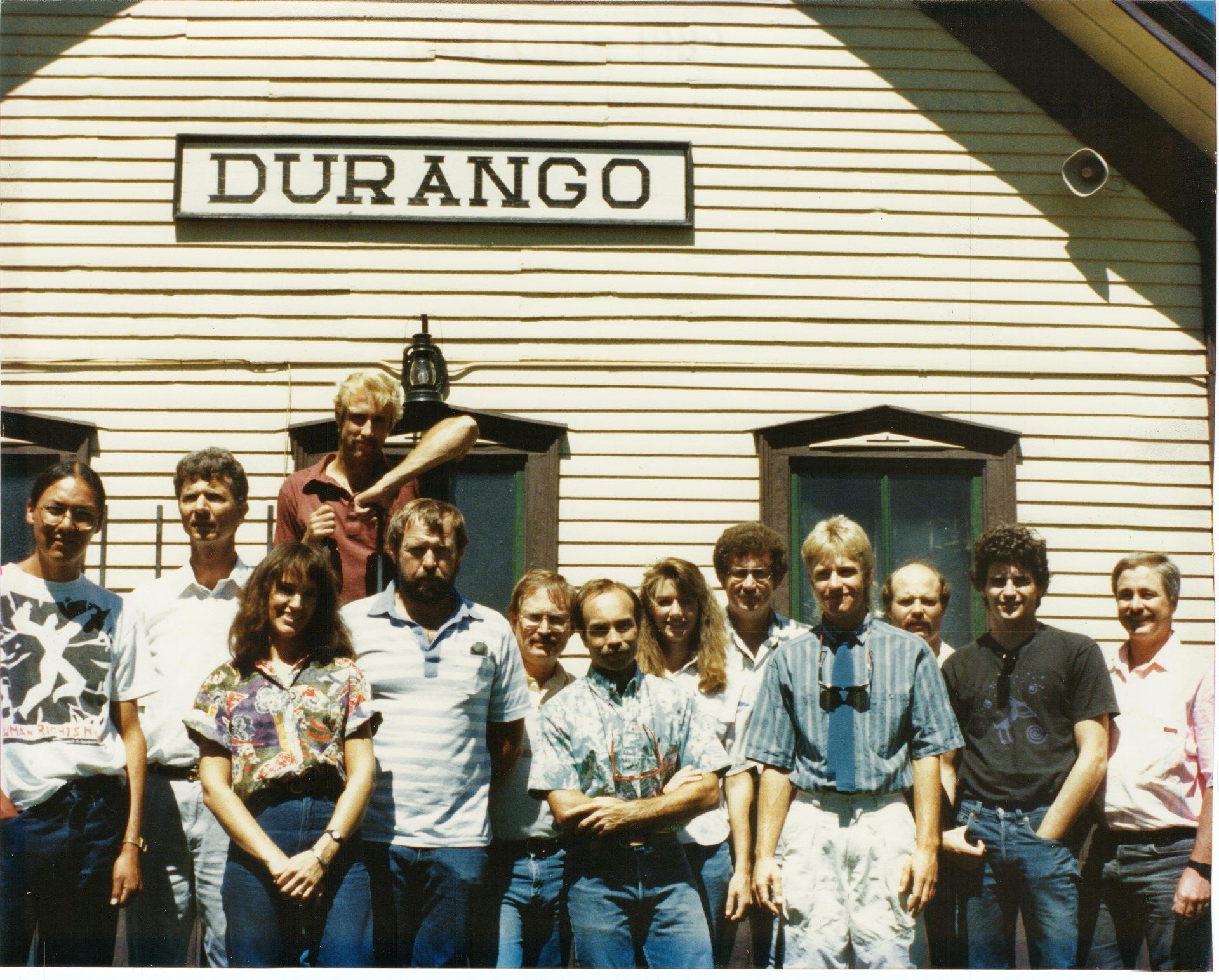 1989 Goff Gang
