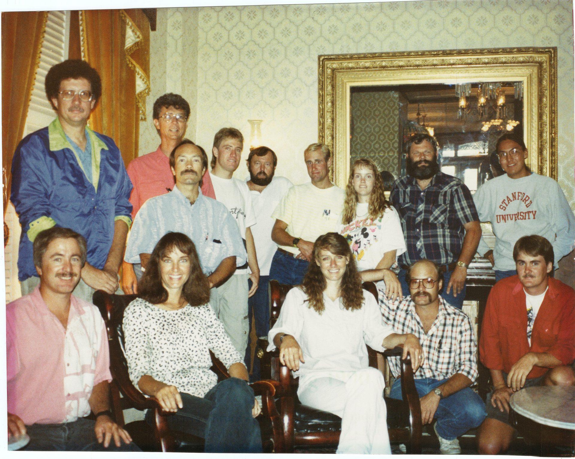 1990 Goff Gang