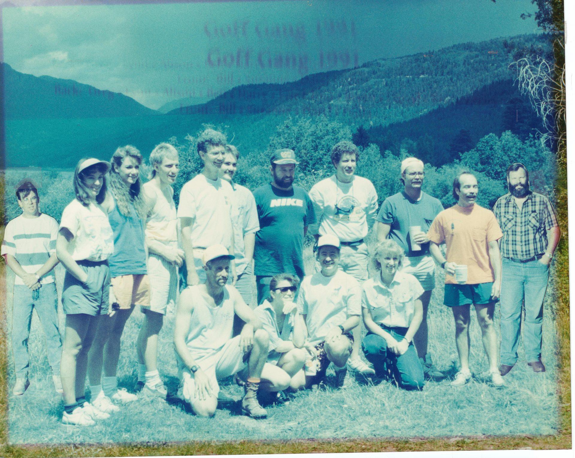1991 Goff Gang