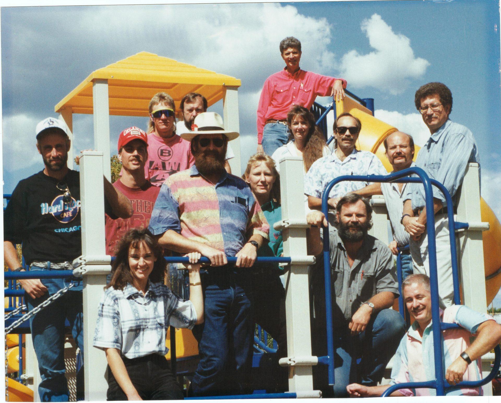 1992 Goff Gang