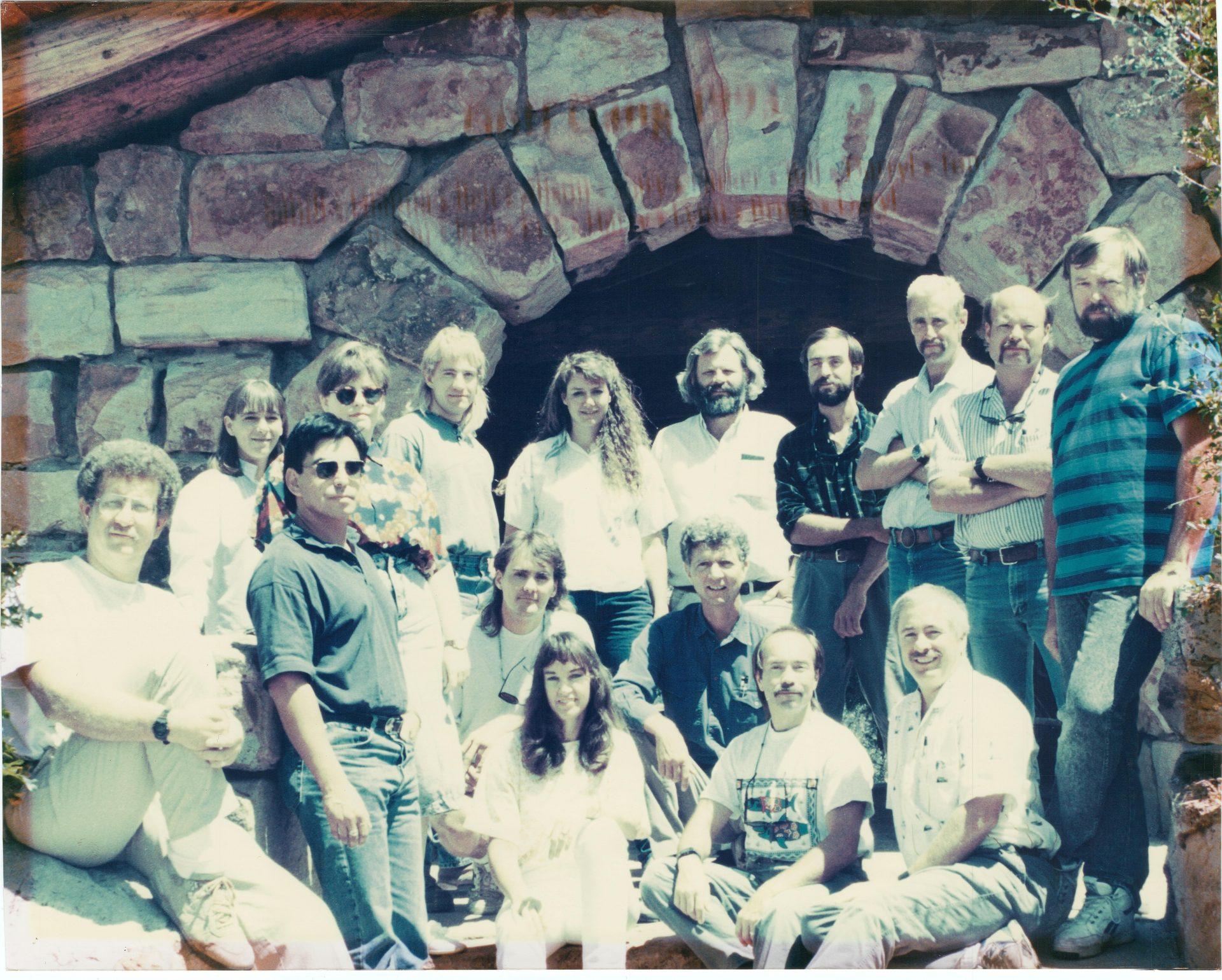 1993 Goff Gang