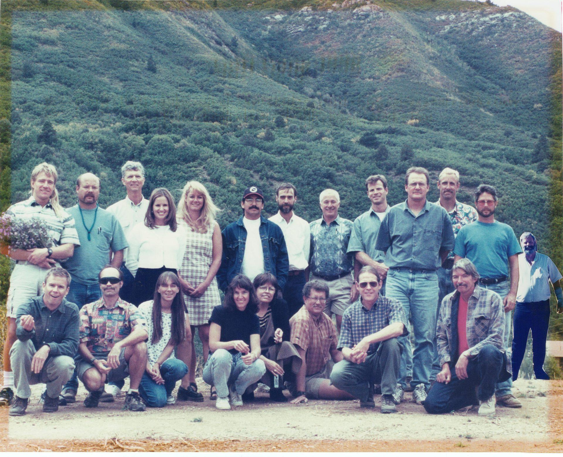 1998 Goff Gang