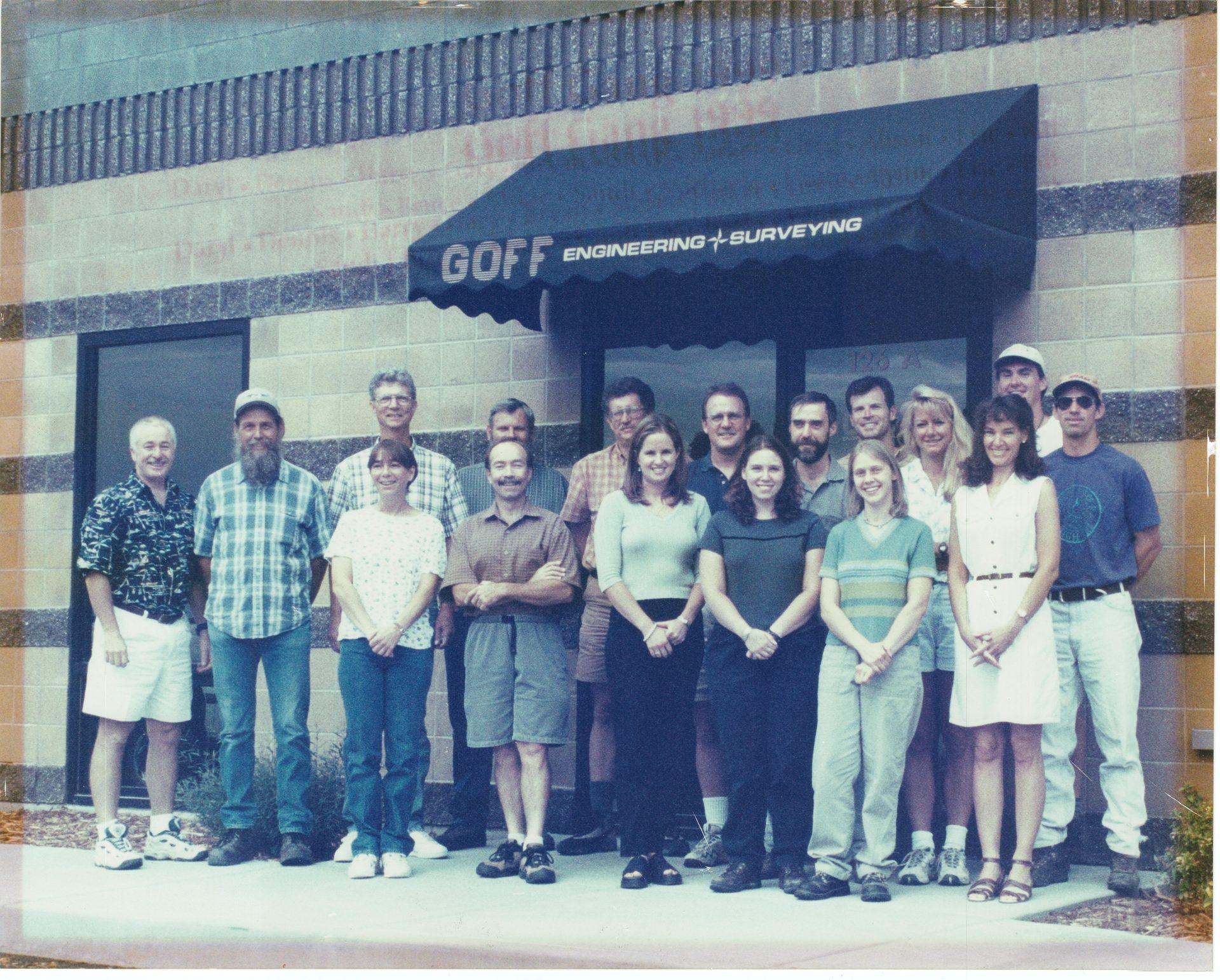 1999 Goff Gang