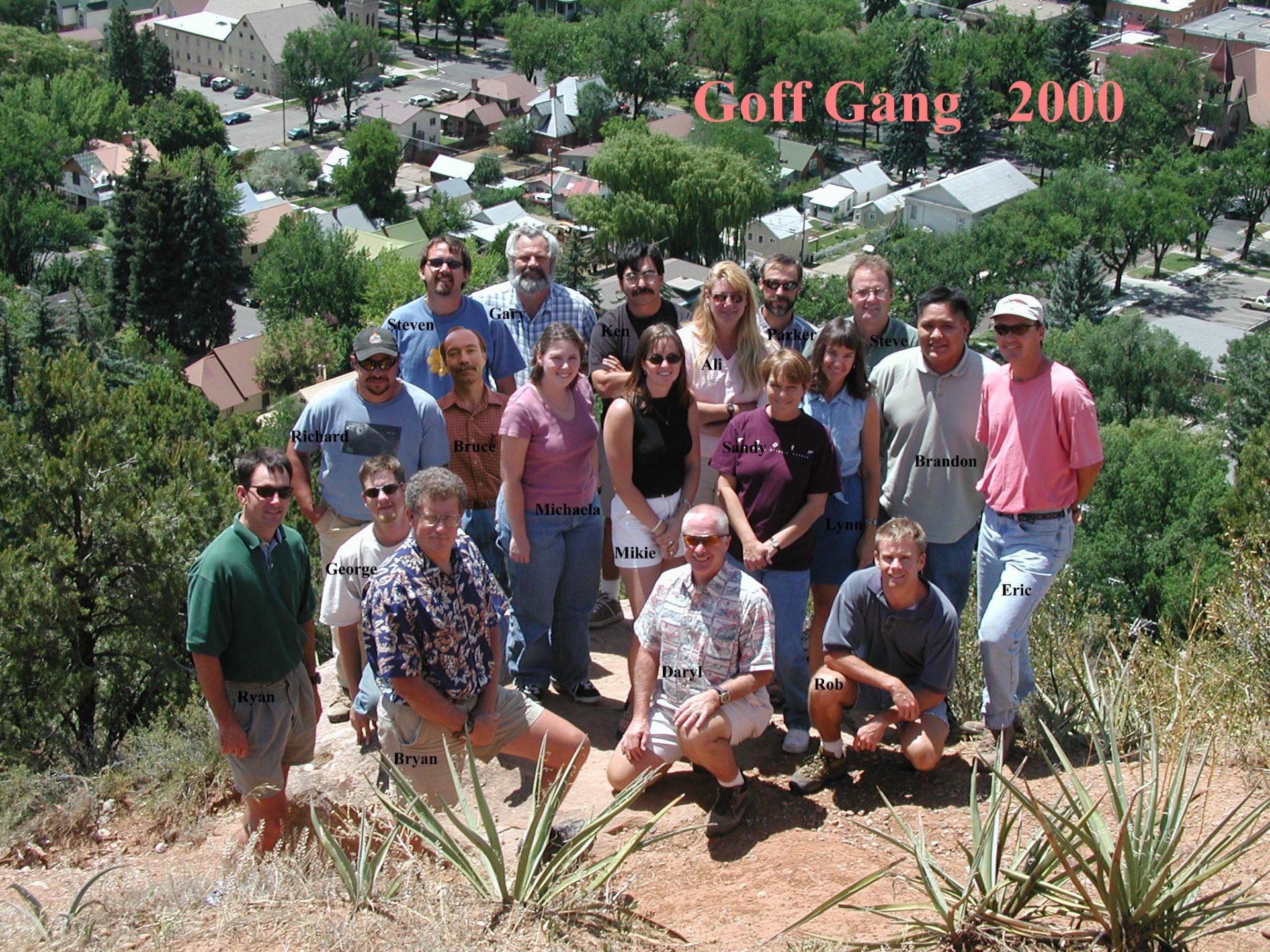 2000 Goff Gang