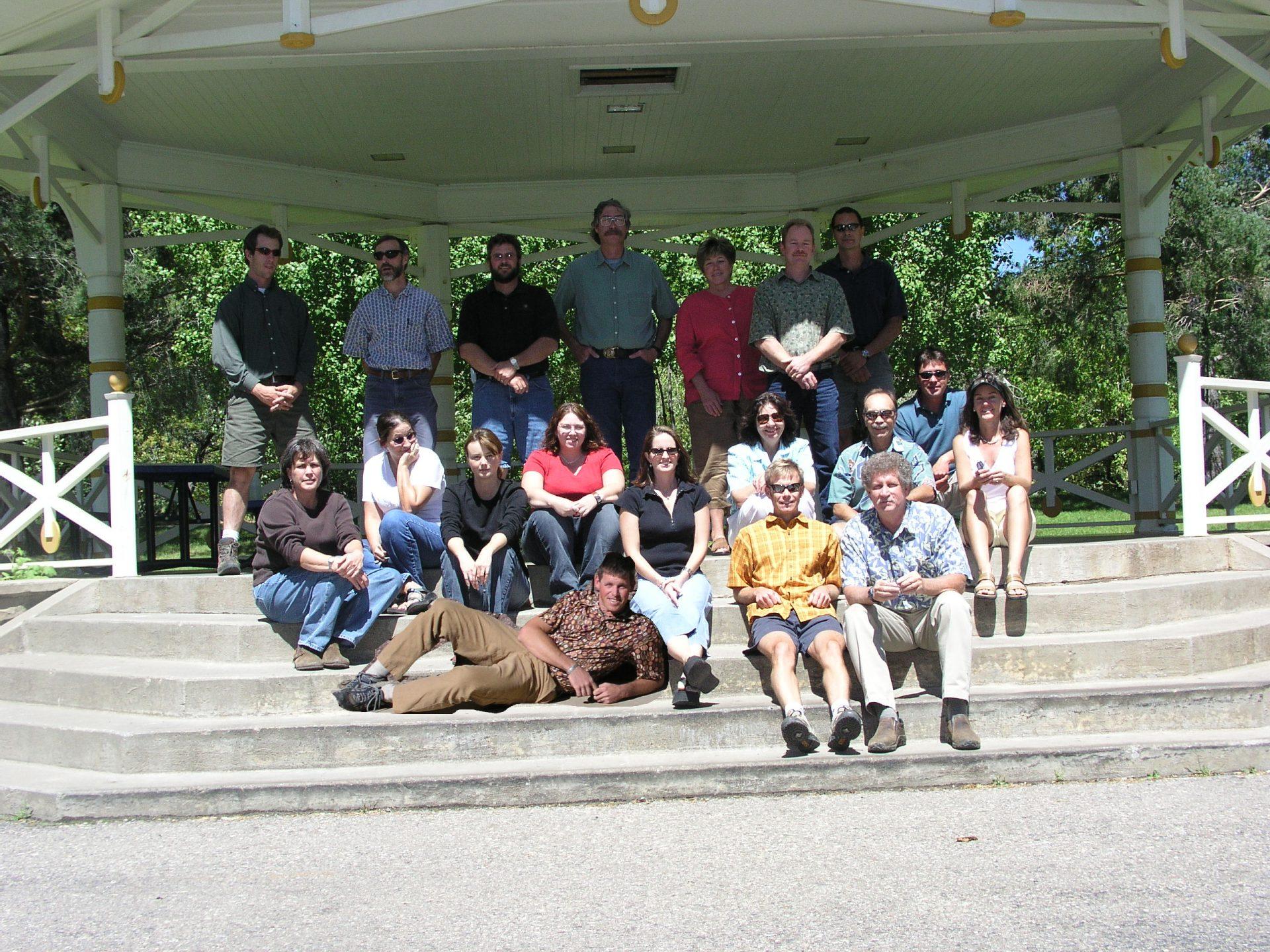 2004 Goff Gang