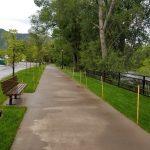 Iris Park River Trail