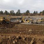 SUIT Raw Water storage reservoir construction